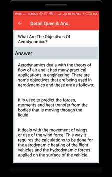 Aeronautical Engineering Interview Question screenshot 3