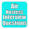 Air Hostess Interview Question icon