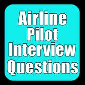 Airline Pilot Interview Question icon