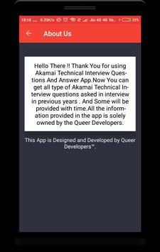 Akamai Interview Question screenshot 7