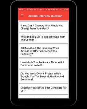 Akamai Interview Question screenshot 8