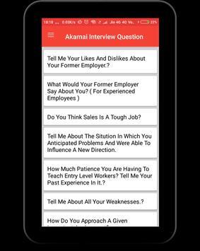 Akamai Interview Question screenshot 9