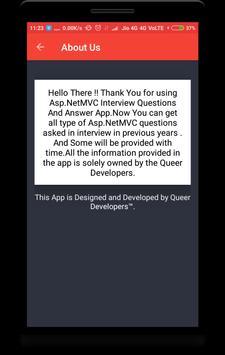 ASP.NET MVC Interview Questions screenshot 7