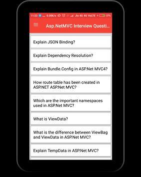 ASP.NET MVC Interview Questions screenshot 8