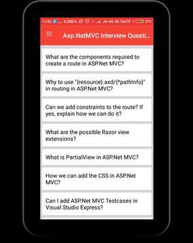 ASP.NET MVC Interview Questions screenshot 9