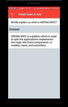ASP.NET MVC Interview Questions screenshot 3