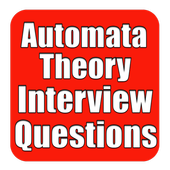 Automata Theory Interview Question icon