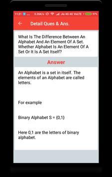 Automata Theory Interview Question screenshot 3