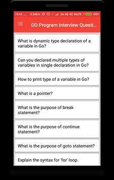 GO Program Interview Questions screenshot 1