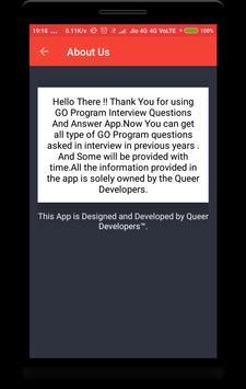 GO Program Interview Questions screenshot 7