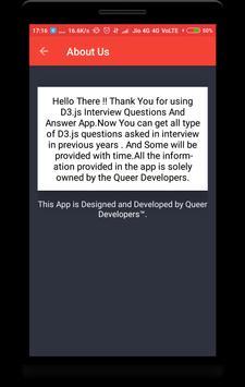 D3.js Interview Question screenshot 7