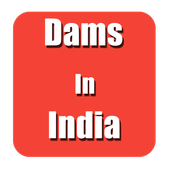 Dams in India icon