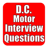 DC Motor Interview Question icon