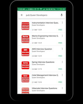 Deputy General Manager Interview Question for Android - APK Download