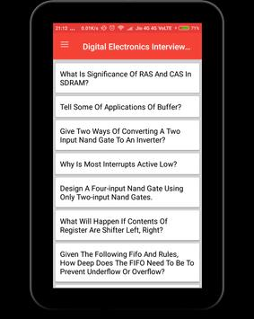 Digital Electronics Interview Question for Android - APK Download