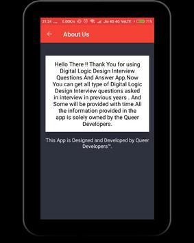 Digital Logic & Design Interview Question screenshot 15