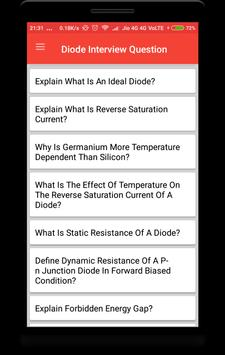 Diode Interview Question screenshot 1
