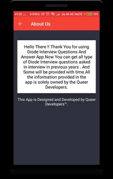 Diode Interview Question screenshot 7