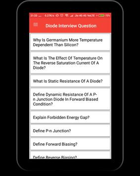 Diode Interview Question screenshot 8