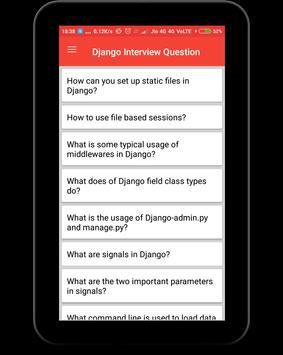 Django Interview Question screenshot 8