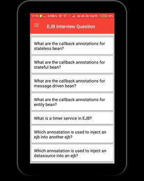 EJB Interview Question screenshot 10