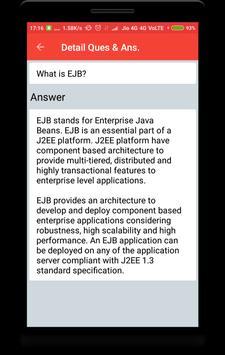 EJB Interview Question screenshot 3