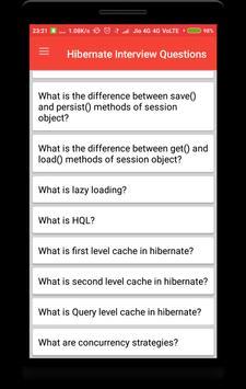 Hibernate Interview Questions screenshot 6