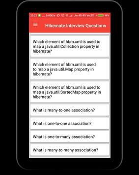 Hibernate Interview Questions screenshot 7