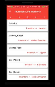 Invention and Inventor screenshot 2
