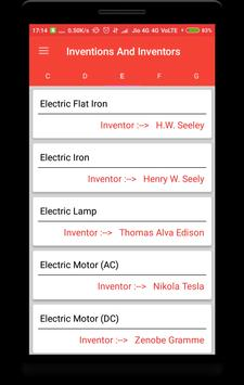 Invention and Inventor screenshot 4
