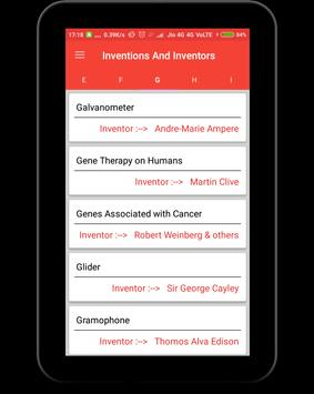 Invention and Inventor screenshot 8