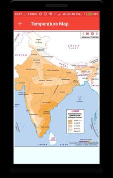 India Maps with Capital screenshot 6