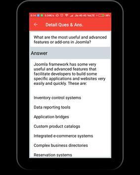 Joomla Interview Questions screenshot 11