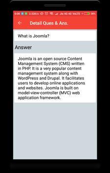 Joomla Interview Questions screenshot 2