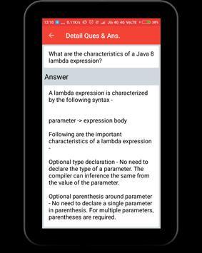 Interview Questions for Java8 screenshot 11