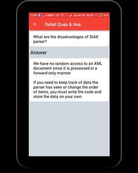 Java XML Interview Questions screenshot 10