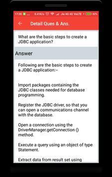 JDBC Interview Questions screenshot 2