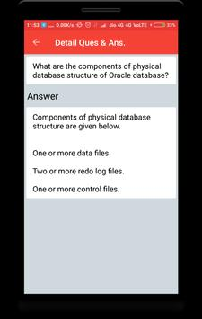 Oracle Interview Questions screenshot 2