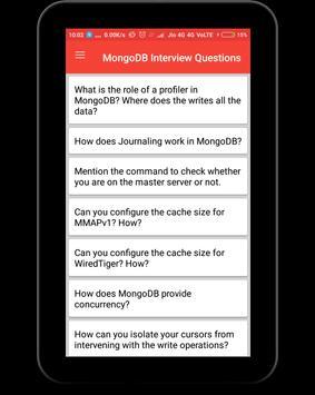 MongoDB Interview Questions screenshot 9