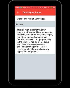 Matlab Interview Question screenshot 15
