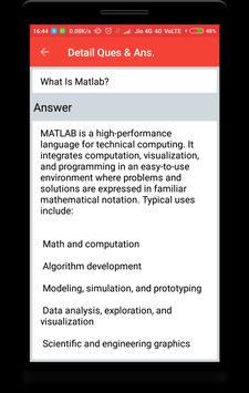 Matlab Interview Question screenshot 3