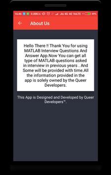 Matlab Interview Question screenshot 7