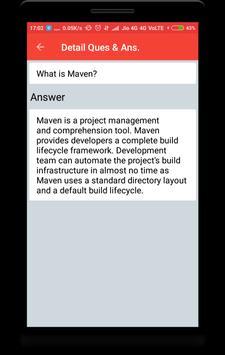 Interview Questions for Maven screenshot 10