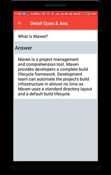 Interview Questions for Maven screenshot 2