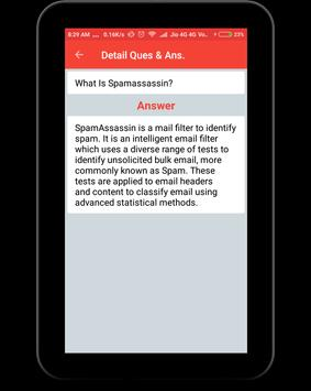 Mail Server Interview Question cho Android - Tải về APK
