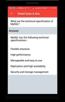 MySQL Interview Questions screenshot 2