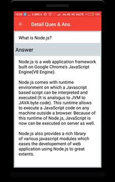 Node.js Interview Questions screenshot 2