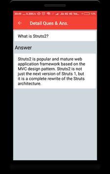 Struts Interview Questions screenshot 2