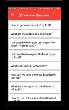 QC Interview Question screenshot 1
