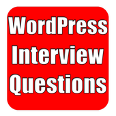 WordPress Interview Question icon